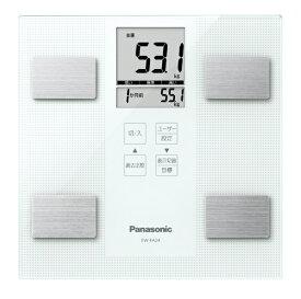 パナソニック Panasonic 体組成計 ホワイト EW-FA24[EWFA24W]