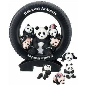 エポック社 EPOCH ほっこり動物親子シリーズ パンダの赤ちゃんいっぱい