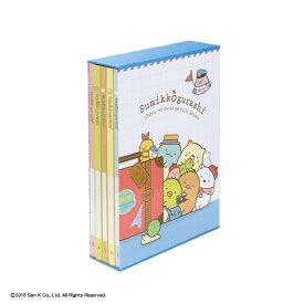 ナカバヤシ Nakabayashi すみっこぐらし 5冊BOXポケットアルバム L判3段210枚収納