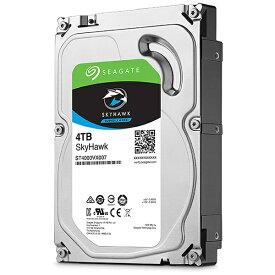 SEAGATE シーゲート ST4000VX007 内蔵HDD SkyHawk [3.5インチ /4TB]【バルク品】 [ST4000VX007]