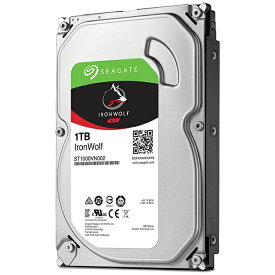 SEAGATE シーゲート ST1000VN002 内蔵HDD IronWolf [3.5インチ /1TB]【バルク品】 [ST1000VN002]