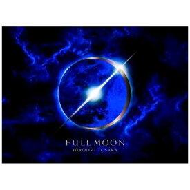 エイベックス・エンタテインメント Avex Entertainment HIROOMI TOSAKA/ FULL MOON 初回生産限定盤(Blu-ray Disc付)【CD】