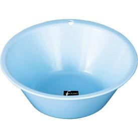 新輝合成 SHINKIGOSEI TONBO フロート湯桶N25 フック穴付 ブルー
