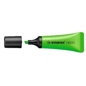 STABILO スタビロ [蛍光ペン]NEON(ネオン) 72-33 グリーン