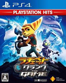 ソニーインタラクティブエンタテインメント Sony Interactive Entertainmen ラチェット&クランク THE GAME PlayStation Hits【PS4】 【代金引換配送不可】
