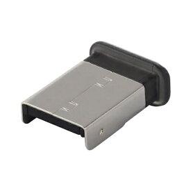 BUFFALO バッファロー Bluetooth4.0 Class2対応 USBアダプター ブラック
