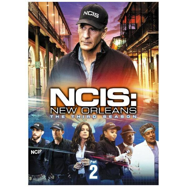 【2018年10月11日発売】 【送料無料】 NBCユニバーサル NCIS:ニューオーリンズ シーズン3 DVD-BOX Part2【DVD】