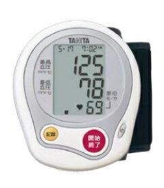 タニタ TANITA BP-E12WH 血圧計 ホワイト [手首式][BPE12WH]