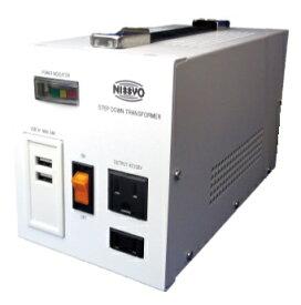 日章工業 NISSYO INDUSTRY SPX-1600 変圧器