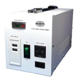 日章工業 NISSYO INDUSTRY SPX-1600U 変圧器