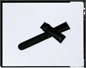 セイコー SEIKO 【別売三つ折れ中留用】グランドセイコー オプションバンド メンズ かん幅20mm 中留め幅18mm 黒色 GS革バンド R0111AC