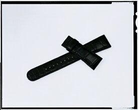 セイコー SEIKO 【別売三つ折れ中留用】グランドセイコー オプションバンド メンズ かん幅19mm 中留め幅16mm 黒色 GS革バンド R0301AC