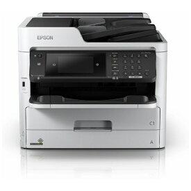 エプソン EPSON PX-M381FL インクジェット複合機 ビジネスプリンター ホワイト [はがき〜A4][プリンター モノクロ][PXM381FL]
