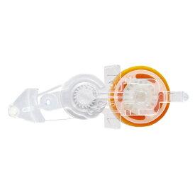 コクヨ KOKUYO テープのり ドットライナーコンパクト 詰替え用 強粘着 スター タ-D4560-08