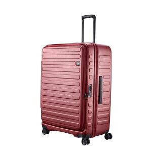 LOJEL ロジェール スーツケース 120L(130L) CUBO バーガンディ N-Cubo-LL [TSAロック搭載]