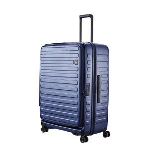 LOJEL ロジェール スーツケース 120L(130L) CUBO ネイビー N-Cubo-LL [TSAロック搭載]