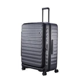 LOJEL ロジェール スーツケース CUBO(キューボ)-N LLサイズ CUBO-N-LLBK ブラック