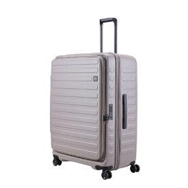 LOJEL ロジェール スーツケース CUBO(キューボ)-N LLサイズ CUBO-N-LLGY グレー