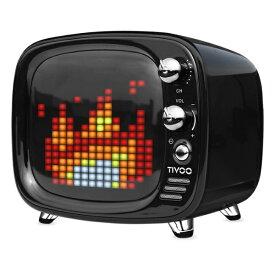 DIVOOM ディブーム ブルートゥース スピーカー DIV-TIVOO-BK ブラック [Bluetooth対応][DIVTIVOOBK]