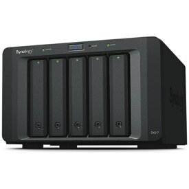 SYNOLOGY シノロジー NASキット 拡張ユニット【HDD/SSD無】2.5/3.5インチ(5ベイ) DiskExpansion DX517 [据え置き型]