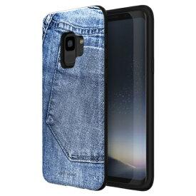 ROA ロア Galaxy S9 PINTA JEANS COLLECTION ライトジーンズ MN89762S9 ライトジーンズ