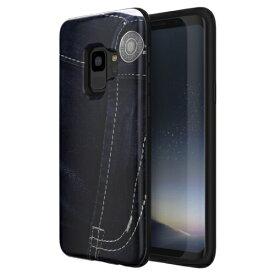 ROA ロア Galaxy S9 PINTA JEANS COLLECTION ダークジーンズ MN89763S9 ダークジーンズ