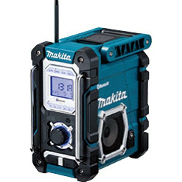 マキタ Makita MR108 ホームラジオ [AM/FM /ワイドFM対応][MR108]