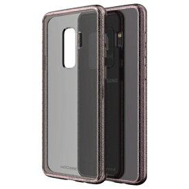 ROA ロア Galaxy S9+ BOIDO ピンクパール (ハーフミラー)