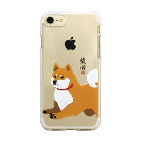 ROA ロア iPhone8/7 しばたさんクリアケース ジャンプ