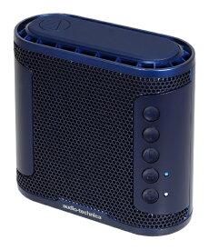 オーディオテクニカ audio-technica ブルートゥース スピーカー AT-SBS50BT BL ブルー [Bluetooth対応 /防水][ATSBS50BTBL]
