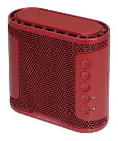 オーディオテクニカ audio-technica ブルートゥース スピーカー AT-SBS50BT RD レッド [Bluetooth対応 /防水][ATSBS50BTRD]
