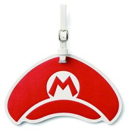 任天堂販売 Nintendo Sales ラゲッジタグ スーパーマリオ(マリオの帽子) NSL-0024