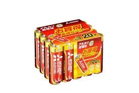 三菱 Mitsubishi Electric LR6GD/20CS 単3電池 [20本 /アルカリ][LR6GD20CS]【rb_pcp】