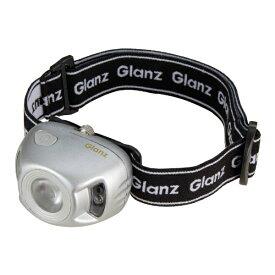 ヤザワ YAZAWA Y06GHP01SV ヘッドライト シルバー [LED /単4乾電池×3]