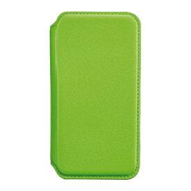 サンクレスト SUNCREST iPhone8/7/6s/6対応 NEWT CAT FLIP グリーン