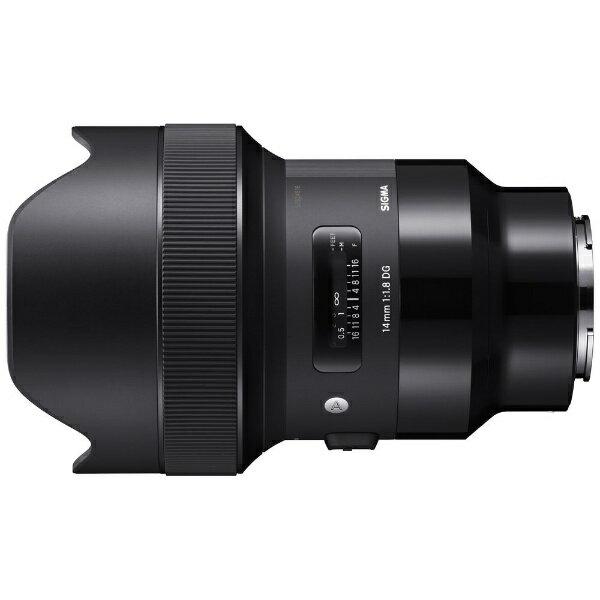 シグマ SIGMA カメラレンズ 14mm F1.8 DG HSM Art 【ソニーEマウント】[14MMF1.8DGHSMA]