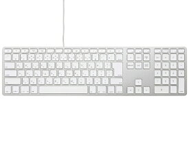 MATIAS マティアス FK318S-JP キーボード Matias Wired Aluminum Keyboard for Mac [USB /有線][FK318SJP]