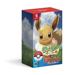 任天堂 Nintendo ポケットモンスター Let's Go! イーブイ モンスターボール Plusセット[ニンテンドースイッチソフト ポケモン]【Switch】