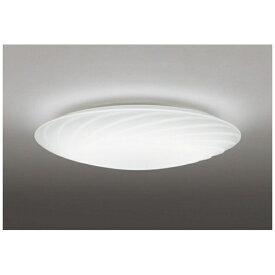 オーデリック ODELIC SH8268LDR LEDシーリングライト ODELIC 乳白 [12畳 /昼光色〜電球色 /リモコン付き][SH8268LDR]