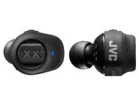 JVC ジェイブイシー フルワイヤレスイヤホン ブラック HA-XC70BT-B [リモコン・マイク対応 /ワイヤレス(左右分離) /Bluetooth][HAXC70BTB]