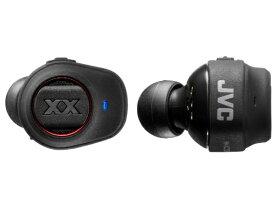JVC ジェイブイシー フルワイヤレスイヤホン レッド HA-XC70BT-R [リモコン・マイク対応 /ワイヤレス(左右分離) /Bluetooth][ワイヤレスイヤホン HAXC70BTR]
