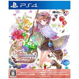 コーエーテクモゲームス KOEI ロロナのアトリエ 〜アーランドの錬金術士〜 DX【PS4】