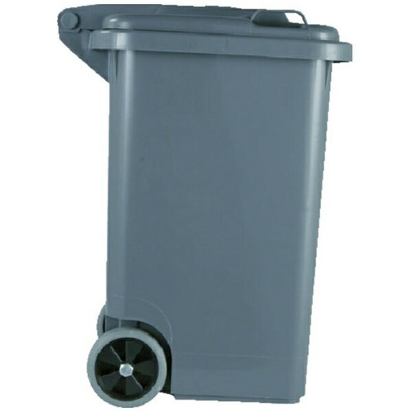 ダルトン DULTON PLASTIC TRASH CAN 45L グレー 100146GY[100146GY]