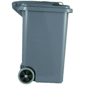 ダルトン DULTON PLASTIC TRASH CAN 45L グレー 100146GY[100146GY]