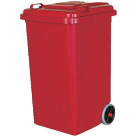 ダルトン DULTON DULTON PLASTIC TRASH CAN 65L レッド 100198RD