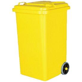 ダルトン DULTON DULTON PLASTIC TRASH CAN 65L イエロー 100198YL