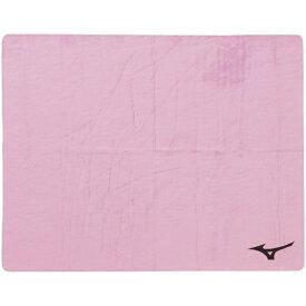 ミズノ mizuno スイムアクセサリー タオル 吸水タオル(44×68cm/蛍光ピンク) N2JY8010