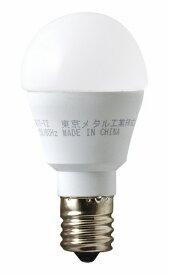 東京メタル TOME LDA4LK40WE17-T2 LED電球 ミニクリプトン トーメ(Tome) [E17 /電球色 /40W相当 /一般電球形 /広配光タイプ]