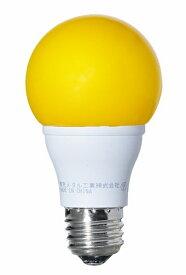 東京メタル TOME LDA5YMUSI-TM 虫よけLED電球 トーメ(Tome) [E26 /黄色 /40W相当 /一般電球形 /広配光タイプ]