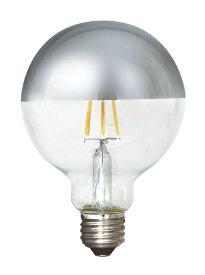 東京メタル TOME LDG7LSV60W-TM LED電球 シルバーボール電球 トーメ(Tome) [E26 /電球色 /60W相当 /ボール電球形]